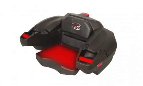 Coffre-siège de VTT modèle Wes Confort de Luxe Plus