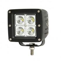 Lumière DEL 16 W Spot Wes Industries