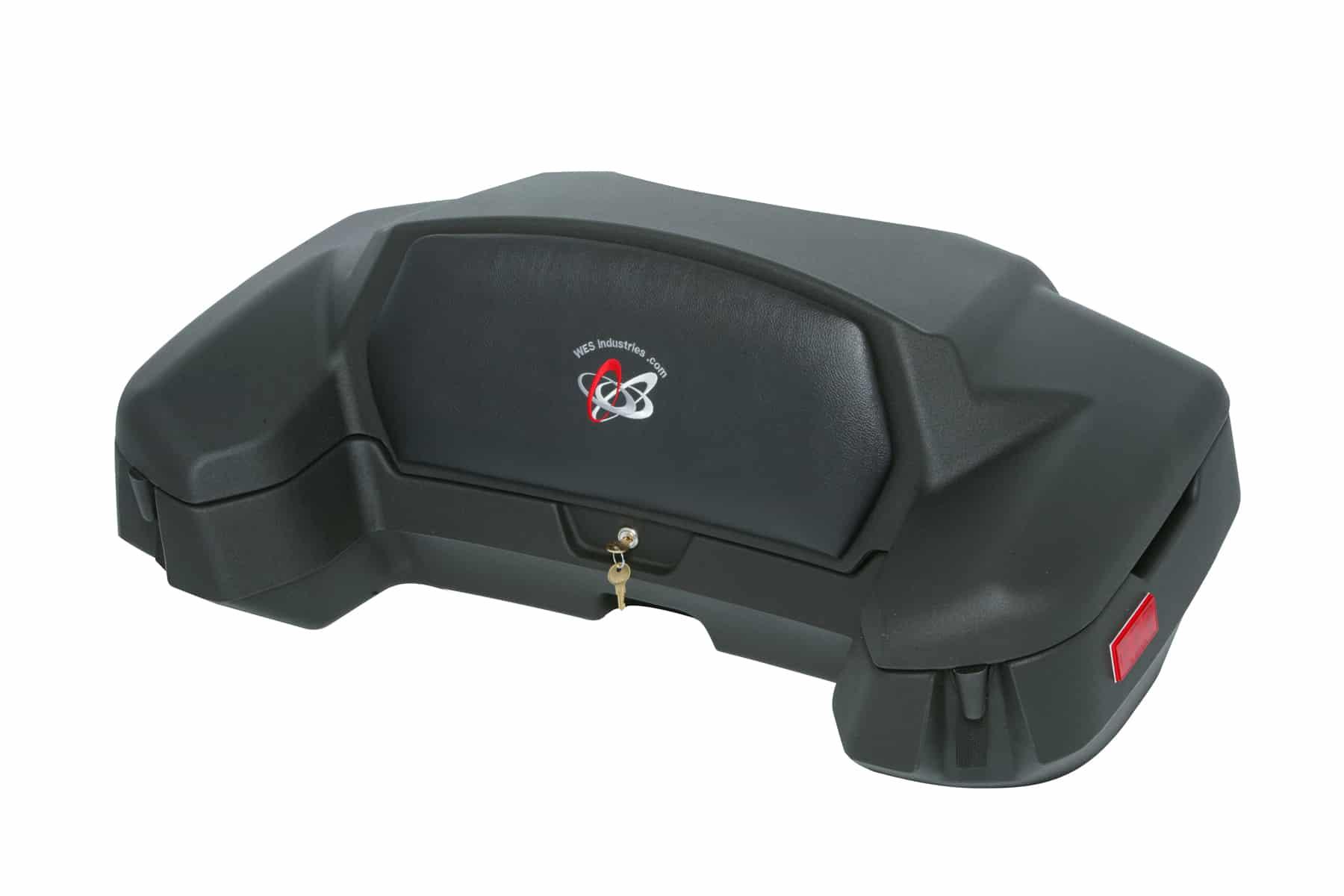 Coffre de rangement pour VTT modèle Wes Cargo