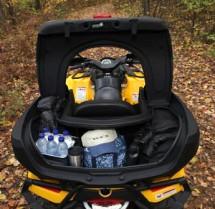 Espace de rangement Wes Touring Standard / de Luxe