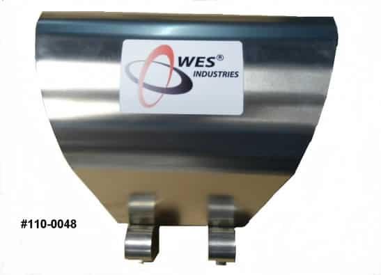 Support coffre de VTT 2 places Wes Touring Polaris EPS