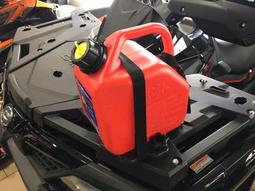 Gas can kit for CForce 800 CF-Moto